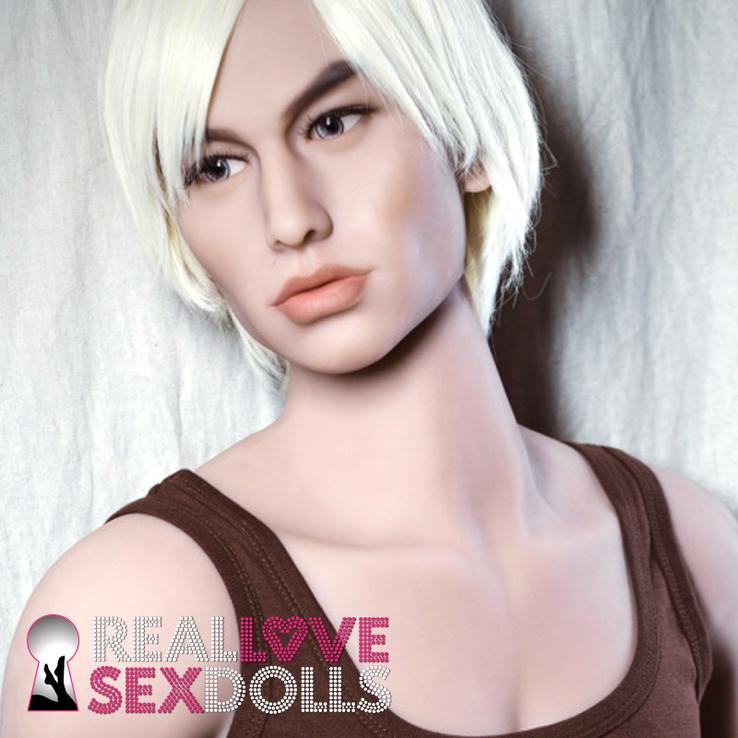 Hot bad boy musician rock your cock life-like premium TPE sex doll male Ari 160cm buff abs