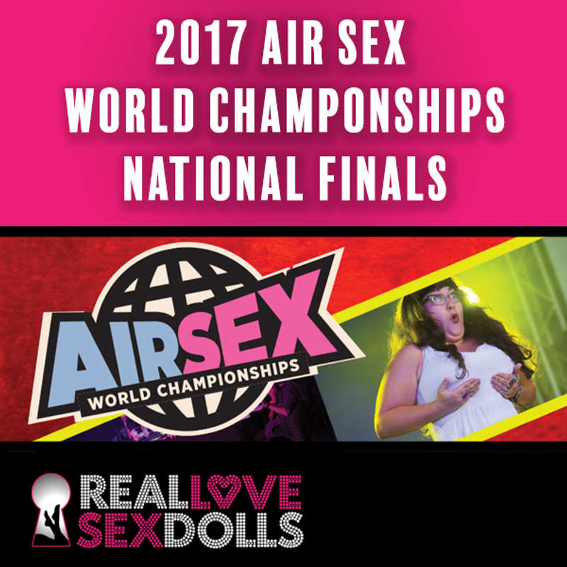 2017 Air Sex World Championships brought to you by RLSD