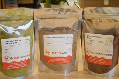 Latte 3 Pack - Organic 250g packs x 3