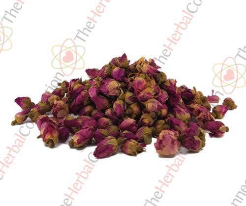 Red Rose Buds Organic
