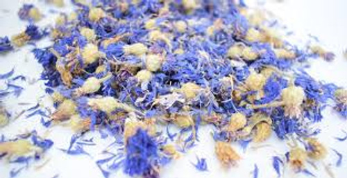 Cornflower Blue Whole Organic (Whole Flowers)