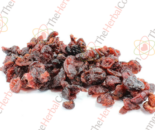 Cranberries whole sliced dried - USA