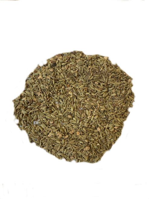 Fennel Lemon Salt Rub
