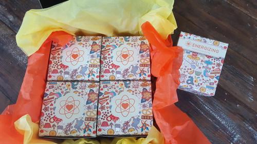 4 Box Pyramid TeaBag Pack - Your Choice of Tea
