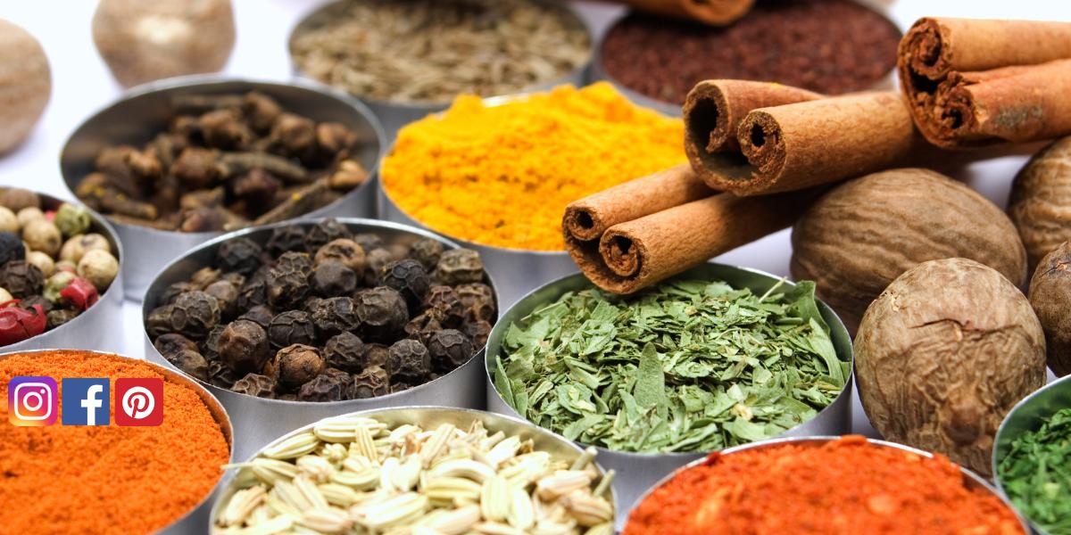 Buy Herbs Online Australia | Herbs, Spices, Teas and