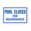 Pool and Spa Signs
