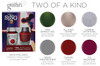 Gelish Two Of A Kind Illumination's SING 2 Holiday Winter 2021 Collection - Open Stock