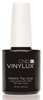 CND Vinylux Long Wear Top Coat - .5 fl oz