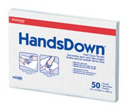 HANDSDOWN Nail Care Towels