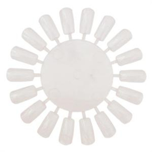 Nail Polish Color Display  Round