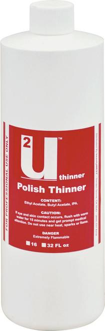 U2 Polish Thinner - 16oz