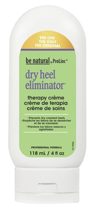 be Natural Dry Heel Eliminator - 4oz