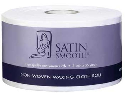 Satin Smooth Non-Woven Cloth Roll - 55yd