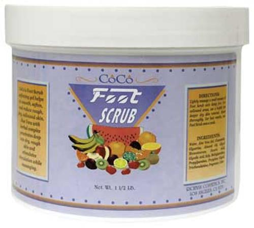 Coco's Foot Scrub - 1 1/2lb