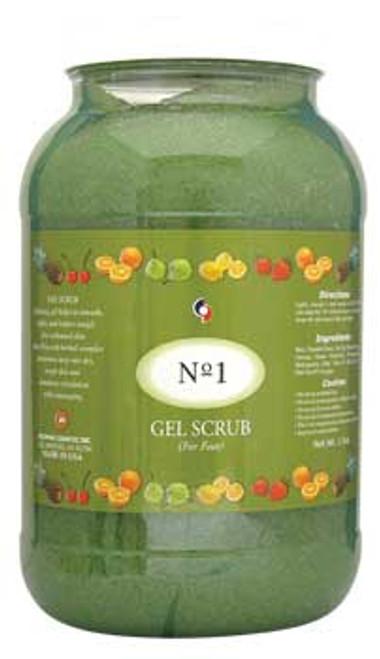 N#1 Gel Scrub - 128oz
