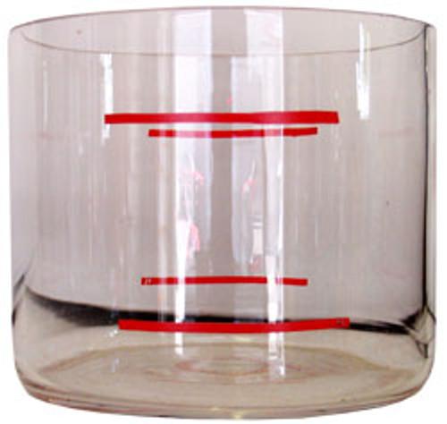 Large Glass Pot - Square Steamer