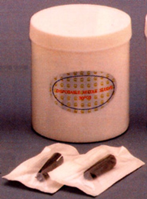 Disposable Needle Sleeve - Each