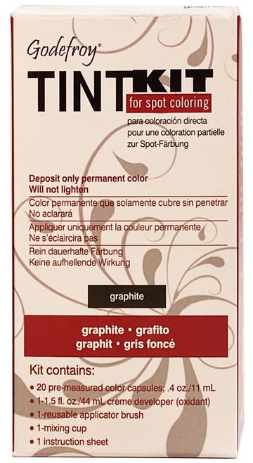 Godefroy Eyebrow Tint Kit - Graphite