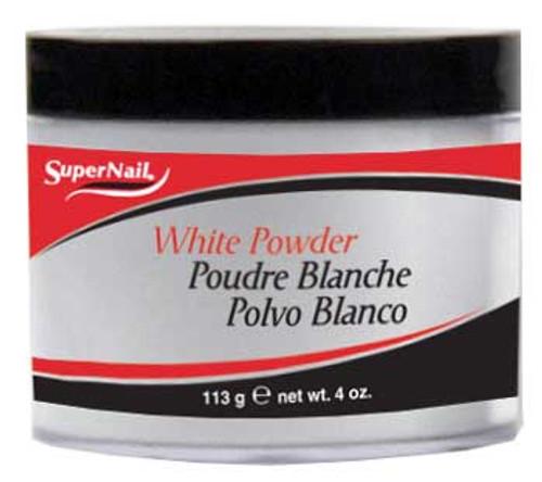 SuperNail White Powder - 4oz
