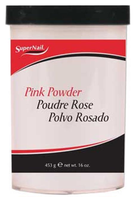 SuperNail Pink Powder - 16oz