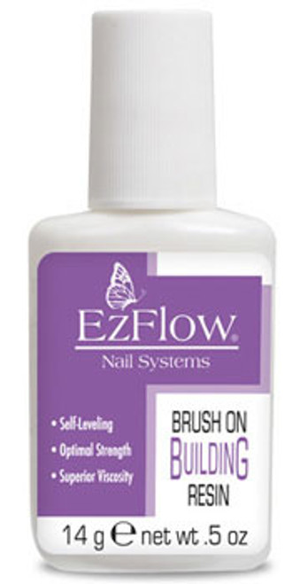 EzFlow Brush-On Building Resin 14 g / Net Wt. .5oz