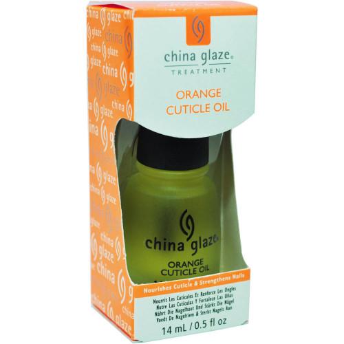China Glaze Orange Cuticle Oil - .5oz / 908