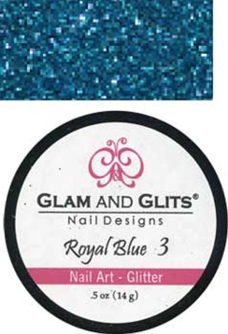 Glam & Glits Nail Art Glitter: Statosphere- 1/2oz