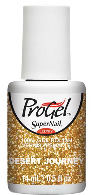 SuperNail ProGel Polish Desert Journey - 5 fl oz / 14 mL