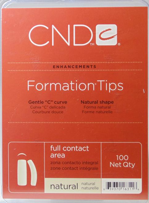 Creative Nail Design Formation Tips - 100ct