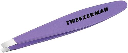 Tweezerman Professional Mini Slant Tweezer - Lavender