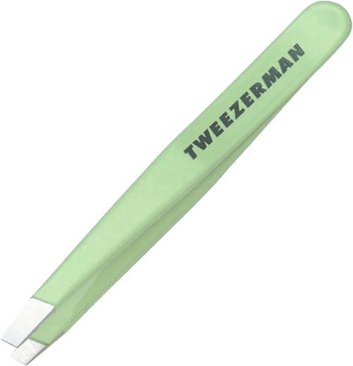 Tweezerman Professional Mini Slant Tweezer - Teal