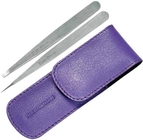 Tweezerman Professional Petite Tweeze Set - Lavender