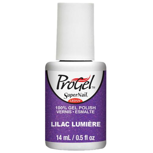 SuperNail ProGel Polish Lilac Lumiere - .5 oz