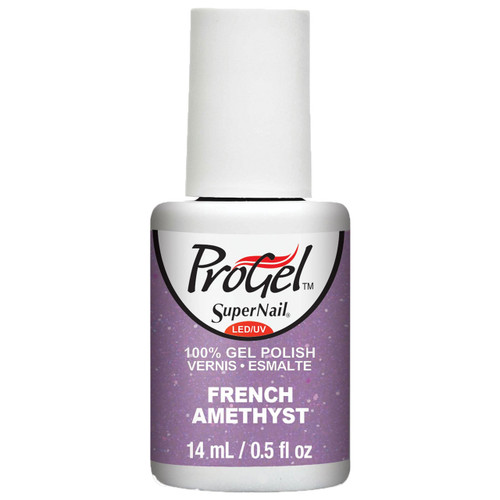 SuperNail ProGel Polish French Amethyst - .5 oz