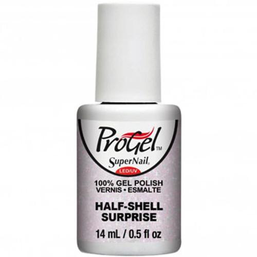SuperNail Progel Polish Half-Shell Surprise - 14 mL / 0.5 fl oz