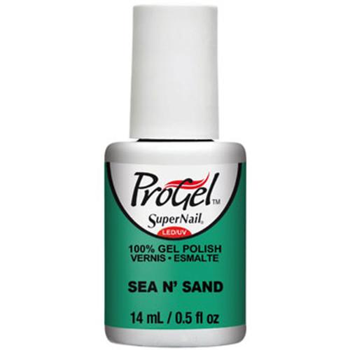 SuperNail Progel Polish Sea N' Sand - 14 mL / 0.5 fl oz