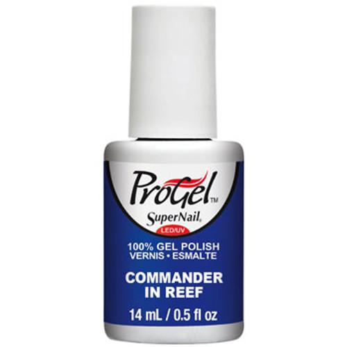 SuperNail Progel Polish  Commander In Reef - 14 mL / 0.5 fl oz