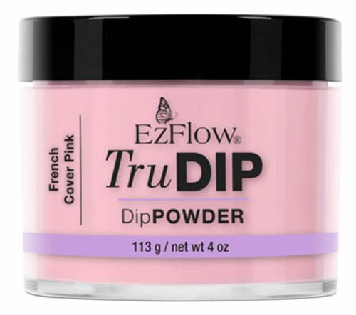 EZ TruDIP Dipping French Cover Pink - 4oz