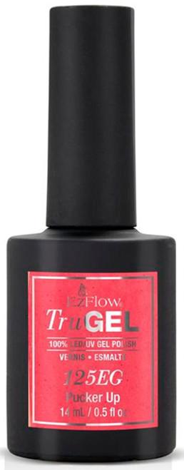 EzFlow TruGEL LED/UV Pucker Up 125EG - 14 mL / 0.5 fl oz