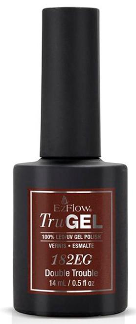 EzFlow TruGEL LED/UV Double Trouble 182EG - 14 mL / 0.5 fl oz