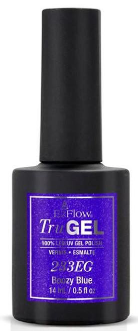EzFlow TruGEL LED/UV Boozy Blue 233EG - 14 mL / 0.5 fl oz