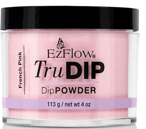 EZ TruDIP Dipping French Pink Powder - 4 oz