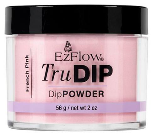 EZ TruDIP French Dipping Pink Powder - 2 oz
