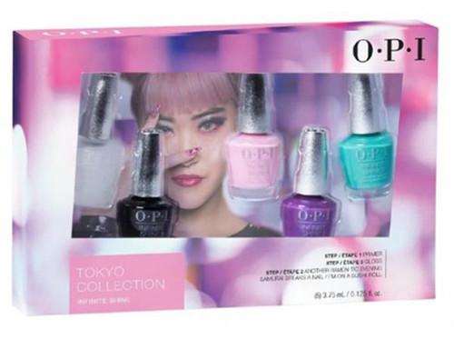OPI Tokyo Collection Infinite Shine Mini 5 pcs Pack