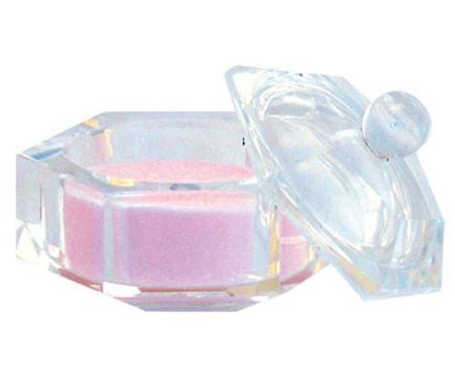 Deluxe Hexagon Glass Jar - 12 mL