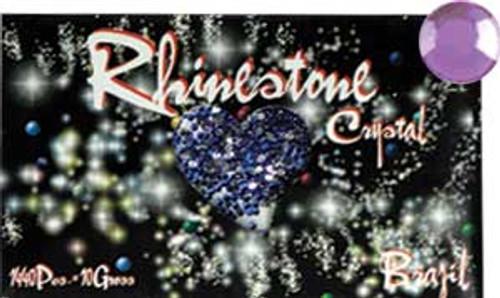 Rhinestone Crystal Color - Amethyst - 1440ct