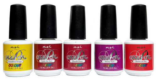 NSI Polish Pro Summer 2021 The Cruise for Two Collection - 6 PC