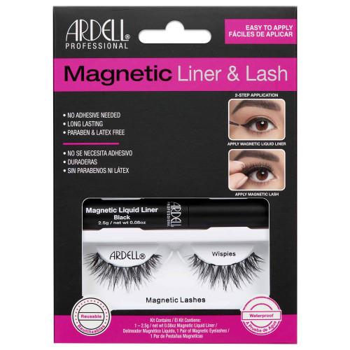 Ardell Magnetic Liquid Liner & Lash - Wispies