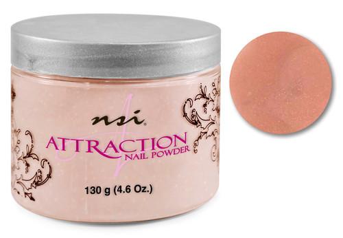 NSI Attraction Nail Powder Glistening Conceal - 130 g (4.58 Oz.)