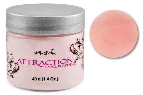NSI Attraction Nail Powder Glistening Disguise - 40 g (1.42 Oz.)